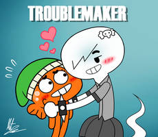 Darwin: Troublemaker by RadiumIven
