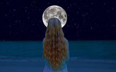 Dis Moi Lune d'Argent by eunichang