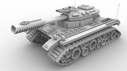 Tank by kiranbv