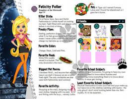 MH: Felicity 'Fliss' Fuller by GothicKitta