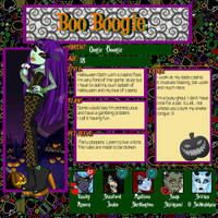 MH: Boo Boogie by GothicKitta