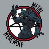 METAL WEREWOLF by solidasp