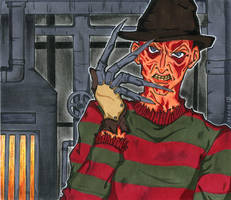 A Nightmare on Elm Street by Haruka666