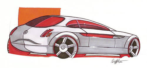 Mercedes Benz by paulodesign
