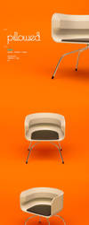 Pillowed chair by paulodesign