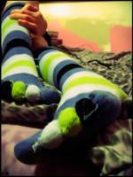 toe sox rox by MistfitMayhem