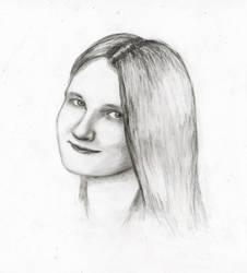 Dziewczyna 4 by StoneBattleAxe