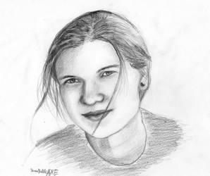 Dziewczyna 5 by StoneBattleAxe