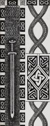 9th century bookmark by StoneBattleAxe