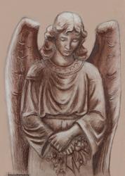 Angel by StoneBattleAxe