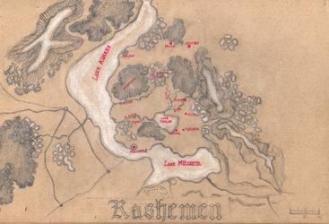 Rashemen map by StoneBattleAxe