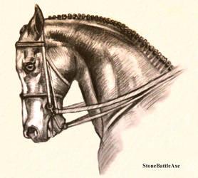 horse2 by StoneBattleAxe