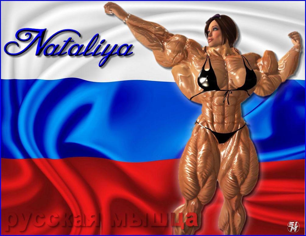 RUSSIAN MUSCLE by SLMUSCLE