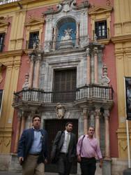 Spanish men by LiaLavender