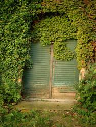 Green Gate by LiaLavender