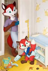 Little Helper by MisterLuca