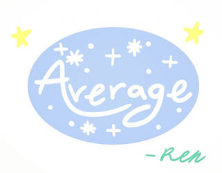 First Webtoon Series: ''Average'' Out! by LxRen