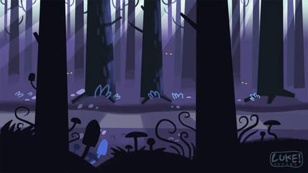 Woods_02 by bubblegumrobot