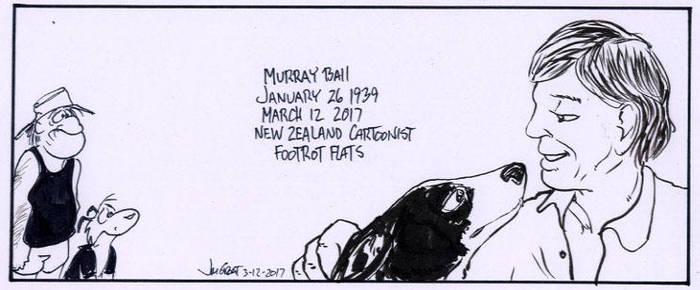 RIP Murray Ball by RABBI-TOM
