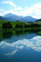 Reflections by kuschelirmel-stock