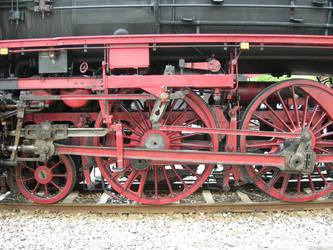 train parts 02 by kuschelirmel-stock