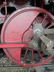 train parts 03 by kuschelirmel-stock