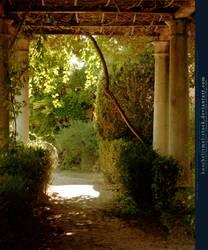 Hanbury Gardens 01 by kuschelirmel-stock