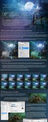 The Lighting Tutorial - Part 2 by kuschelirmel-stock