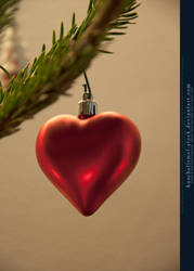 Heart Ornament by kuschelirmel-stock