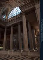Pillars to the Sky by kuschelirmel-stock