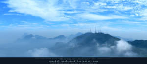 Corcovado Panorama by kuschelirmel-stock