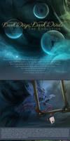 Dark Wings Dark Words Evolution by kuschelirmel-stock