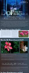 Depth of Field Photomanipulation Tutorial Part 1 by kuschelirmel-stock