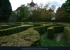The Maze 02 by kuschelirmel-stock