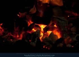 Burning Coal 08 by kuschelirmel-stock