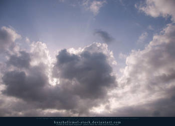 Cloudscape 08 by kuschelirmel-stock