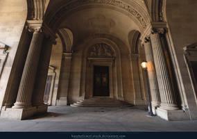 Louvre 2017 (08) by kuschelirmel-stock