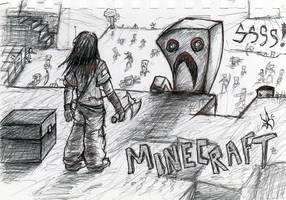 Epic Minecraft by Nosghy by Nosghy
