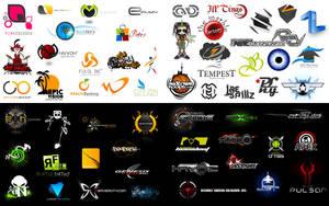 Logo Work Update - July 2008 by peterosmenda