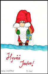 Merry Christmas by Luminary87