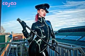 Officer Starstruck I by JasmineSuzannaV
