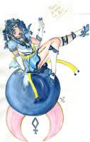 Eternal Sailor Pallas by MistressLegato