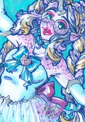 Mahou Shoujo Unicorn by MistressLegato