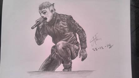 #8 Corey Taylor by aletss98