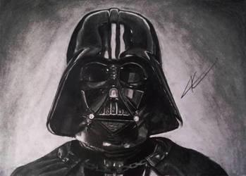 Darth Vader by aletss98