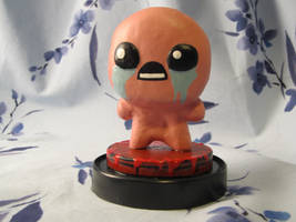 Binding of Isaac Statue w/o book by emmadreamstar