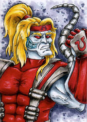 Omega Red by emmadreamstar