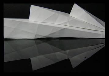 Papierarchitektur by davididave