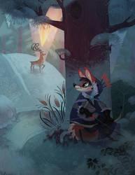 Hunter by Stasya-Sher
