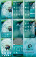 Dandelion Android Go Launcher Ex by gseth
